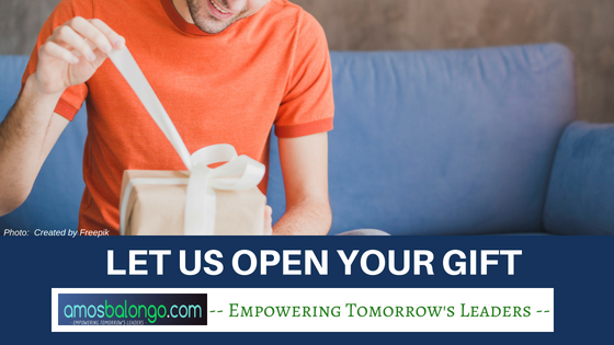 Let Us Open Your Gift(1)