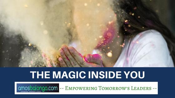 The Magic Inside You