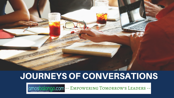 Journeys of conversation